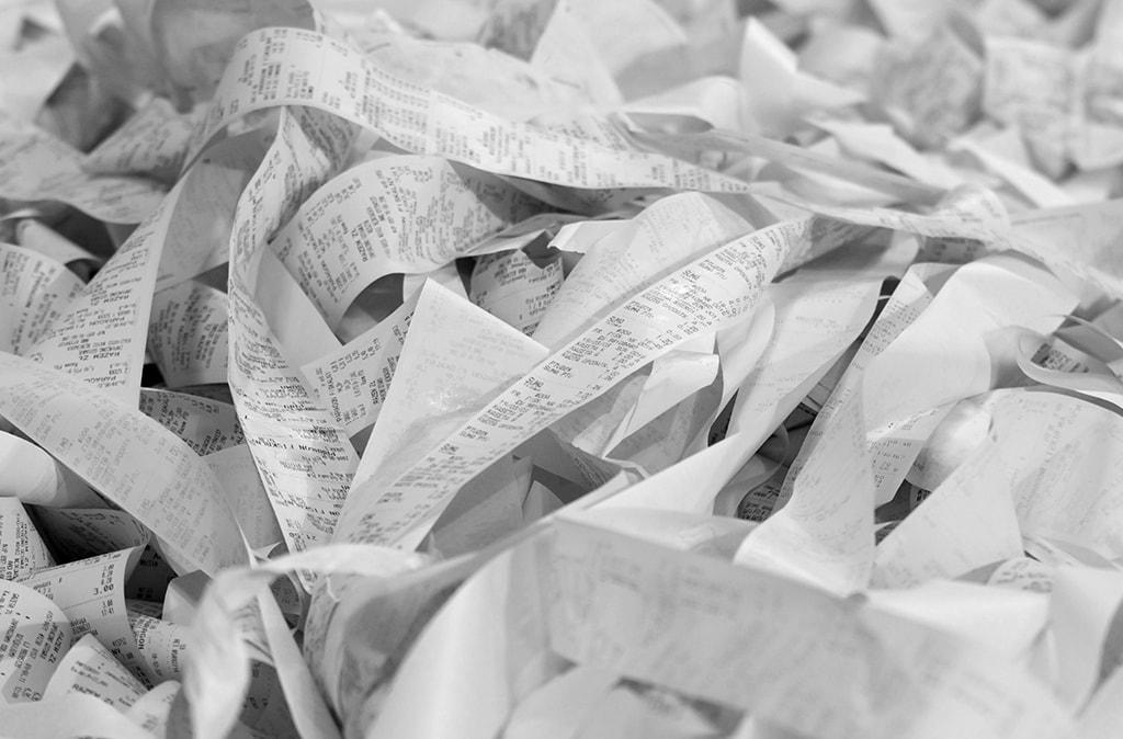 Kassenzettel entsorgen – Warum Kassenzettel nicht ins Altpapier gehören