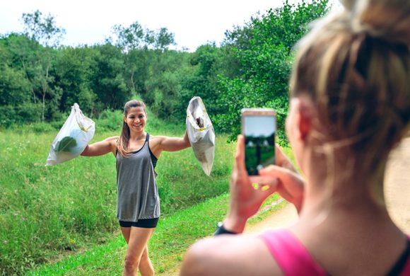 Plogging – Der schwedische Trend zum Müll sammeln
