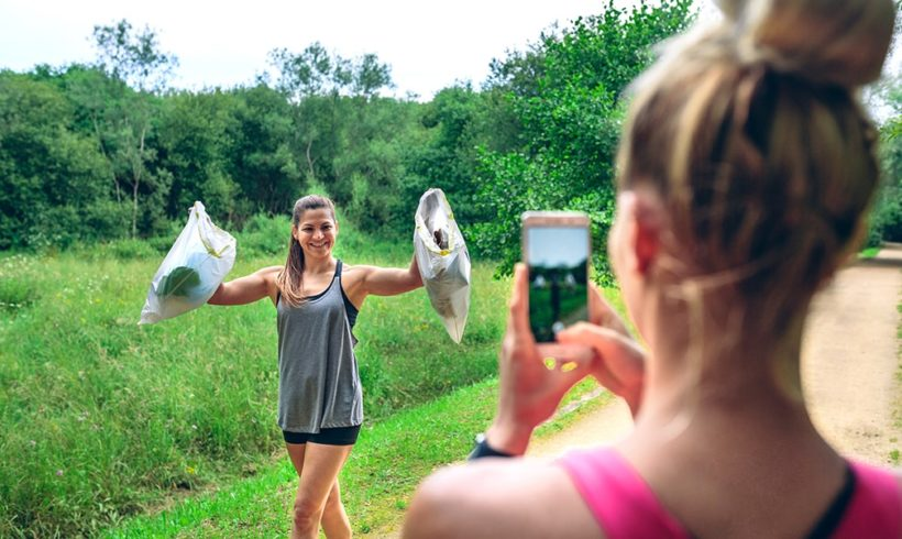 Plogging – The Swedish trend to collect garbage