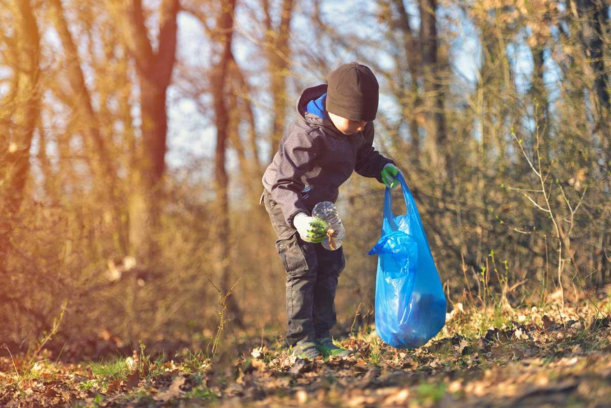 Warum Müll sammeln? - sweepAR